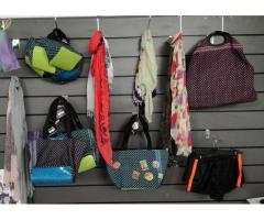 Stock abbigliamento e accessori estivi donna
