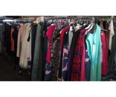 stock abbigliamento donna invernale firmatino