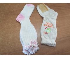 calzini bimbi caldo cotone