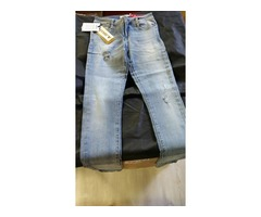 stock jeans MET uomo donna