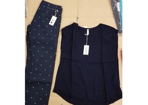 stock abbigliamento firmato SUN 68