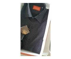 stock camicie uomo firmate ALVIERO MARTINI