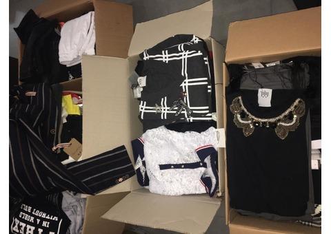 Stock abbigliamento firmato Uomo-Donna estate/inverno 2018